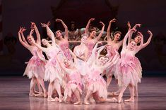 Nutcracker Ballet Costumes | Artists of Pennsylvania Ballet in George Balanchine's The Nutcracker ...