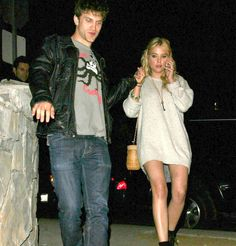At first the world thought Ashley was dating Keegan Allen. | Ashley Benson Is Dating Tyler Blackburn