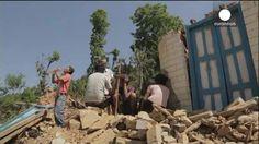 La ayuda humanitaria empieza a llegar a las zonas más afectadas de Nepal
