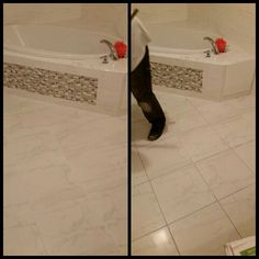 Tile and grout cleaning sealing and staining services in Colts Neck NJ See more at  http://www.groutworksnj.com