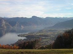 Vom Gmundnerberg Austria, Spaces, Mountains, Nature, Travel, Naturaleza, Viajes, Destinations, Traveling