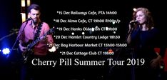 Cherry Pill Summer Tour 2019 | Cherry Pill Lazy Sunday Afternoon, Holiday Mood, Looking Forward To Seeing You, Cherry, Tours, Band, Summer, Sash, Summer Time
