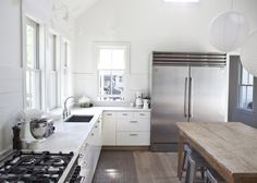 desire to inspire - A second helping of Heather A Wilson/ / I love the look of an empty kitchen counter, makes me think of all the potential things I could make there
