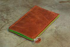 Handytaschen - HTC One Tasche / Hülle - PAPAYA - ein Designerstück von Antjes bei DaWanda