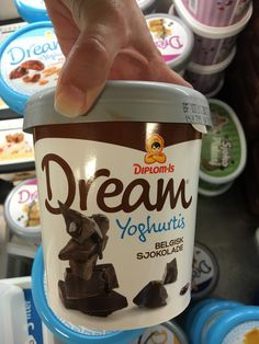 Dream Yoghurtis for sale at Meny's