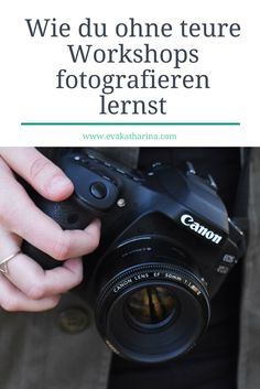 I would like to tell you in the context of the low budget photography, how you can learn to photograph without any expensive workshops. Source by krischsn Photography Camera, Photography Tutorials, Photography Tips, Travel Photography, Macro Fotografie, Fotografie Workshop, Lightroom, Photoshop, Cool Photos