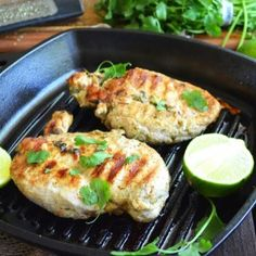 Cilantro Lime Chicken Recipe