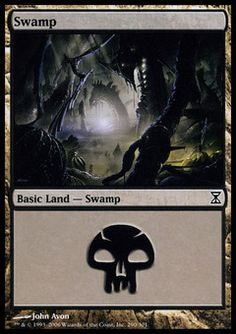 Swamp (1) ($.00) Price History from major stores - Time Spiral - MTGPrice.com Values for Ebay, Amazon and hobby stores!