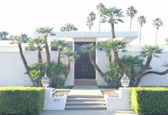 mid-century homes Palm Springs Becki Owens