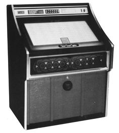 1982, Rowe-AMI's Model RI-4 Jewel Compact juke: nothing to see here, folks... [Jukebox Collector]