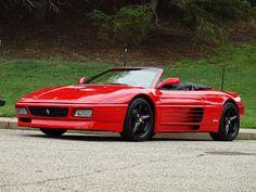 Ferrari 348 TS Maserati, Lamborghini, Sport Cars, Race Cars, Highest Price Car, Convertible, Ferrari 348, Ferrari World, Car Manufacturers