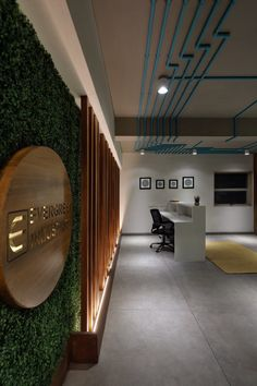 Textile Office Interiors |ADHWA-architecture-interiors - The Architects Diary