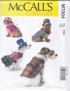 Dog Hat Sewing Patterns - Yahoo Image Search results