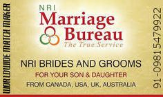 ELITE NRI NRI NRI MATRIMONIAL SERVICES 09815479922 INDIA USA CANADA EUROPE AUSTRALIA DUBAI ASIA: VERY HIGH STATUS NRI NRI NRI NRI MARRIAGE BEUREAU ...