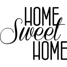 Stickers citations - Sticker Home sweet Home - ambiance-sticker.com Sweet Home, Home Stickers, Stickers Citation, Decoration Hall, Desenio Posters, Ambiance Sticker, Home Logo, Home Signs, Poster