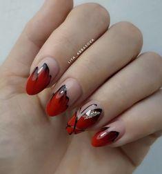 Красивые ногти. Маникюр. DivaNail Acrylic Nail Designs, Nail Art Designs, Acrylic Nails, 3d Nail Art, 3d Nails, French Nail Art, Nail Tips, Pretty Nails, Make Up