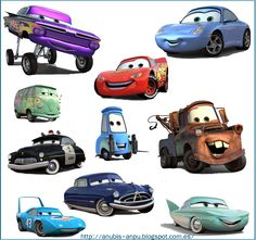 Car Themed Parties, Cars Birthday Parties, Kids Cartoon Characters, Cartoon Kids, Car Pinata, Disney Png, Toy Garage, Outdoor Fun For Kids, Disney Cars Party