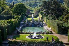 Villa Barbarigo Pizzoni Ardemani - Giardino di Valsanzibio - Galzignano Terme, Padova.