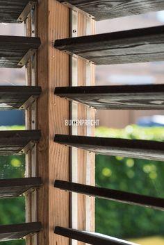 Privacy Fence Designs, Patio Deck Designs, Patio Kitchen, Kitchen Room Design, Shed Construction, Sauna Design, Outside Room, Deck With Pergola, Garden Buildings