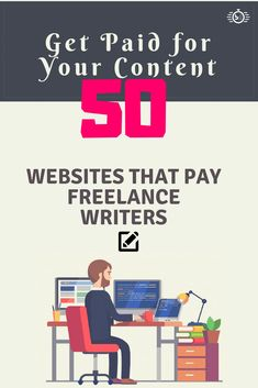A list of Websites that pay writers. Content writing is a hot freelancing business these days, so why not make some money when you have tons of opportunity. Nowadays, writing has become an attractive alternative for earning money. #makemoney #onlinemoney #contentwriting