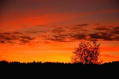 Sunset Silkeborg