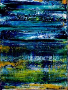 "Saatchi Art Artist Nestor Toro; Painting, ""Spring Meadow"" #art"