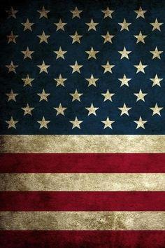 American Flag iPhone Wallpaper --- smart phone wallpaper / background