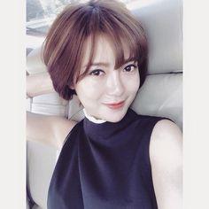 Con gái Việt để tóc ngắn xinh không kém gái Hàn, Nhật - Kenh14.vn