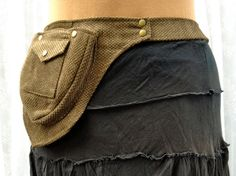 Olive Fanny Pack $60.00