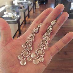 Vir Jewels cttw Certified Diamond Stud Earrings White Gold with Screw Backs – Fine Jewelry & Collectibles Diamond Earing, Diamond Studs, Diamond Jewelry, Diamond Necklaces, Choker Necklaces, Stone Jewelry, High Jewelry, Modern Jewelry, Jewellery