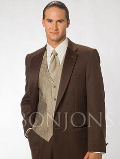 chocolate tuxedo | Tuxedos Collection