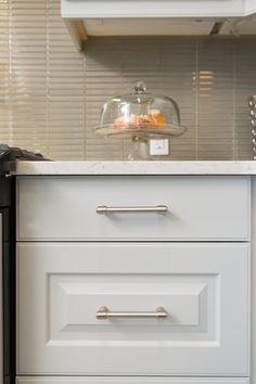 AYA Kitchen Cabinets, Allegra in Light Grey
