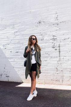 Adidas outfit // Alexa Dagmar