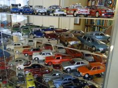 model car display