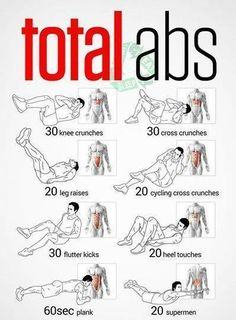 Ashy Bines - total abs: Who ready for some Midweek Ab Shredding??