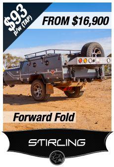 Ezytrail camper trailers Stirling LX off road camper trailer for sale in Melbourne, Sydney, Perth, Brisban and Adelaide Melbourne, Sydney, Camper Trailer For Sale, Camp Trailers, Stirling, Caravans, Perth, Offroad, Monster Trucks