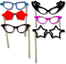 Free Party Printables - Photobooth Props - Glasses