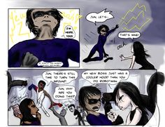 See full comic, with audio, here: http://becominghero.ninja/comic/inside-the-comic-four-years-ago-traitor-35/  #becominghero #art #comicbooks #drawing #comic #illustration #sketch #artist #geek #comicbook #artwork #nerd #draw #cartoon #comicart #superheroes
