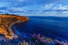 Point Vicente in Rancho Palos Verdes, South Bay of Los Angeles