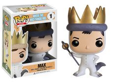 Funko Pop! Books: Where the Wild Things Are - Max