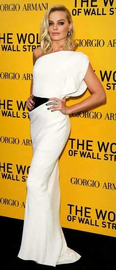 Margot Robbie. The Dress. Perfection.