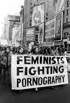 Jill FreedmanFeminists Fighting1984Copyright © Jill Freedman