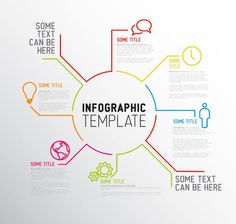 Infographic are excellent tools when delivering data, tips, and information in a very visual way.