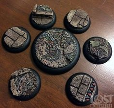 Sponsors Archives - Page 2 of 2 - Lost Hemisphere Miniature Bases, Warhammer Terrain, Necron, Made Goods, Minis, Tabletop, Gaming, Miniatures, Lost