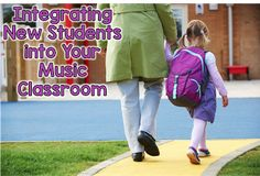 Kodaly Corner Blog: Helpful post on integrating new students into the music classroom
