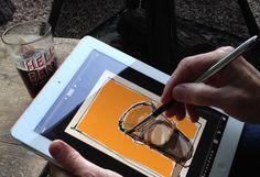 WellDoneStuff ♦dAǸ†㉫♦ Sensu Brush for iPad - $40