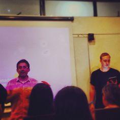 Taller Protagonistas del Cambio con Josh Kelly & Fernando Torres en la Conferencia #Apasionados2014 #Raíces #Día3