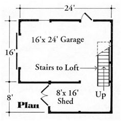 The Floor Plan To Go With It