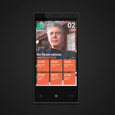 This mobile app layout was developed as an entry to a contest. The brief asked for a tv listings app that was based on metro style. Metro Style, Tv, Mobile App, Behance, Website, Design, Television Set, Mobile Applications