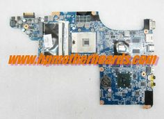 Replacement for HP 592816-001 Laptop Motherboard